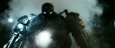 Iron Man movie trailer still 2